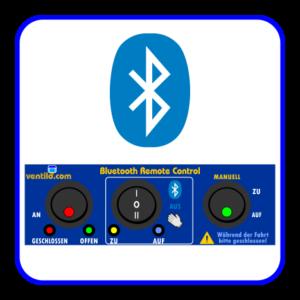 Ventilsteuerung Bluetooth-Box